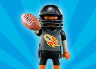 Playmobil - 5203v2 - Football player