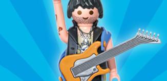 Playmobil - 5203v7 - Guitarist