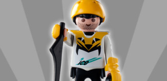 Playmobil - 5243v8 - Hockey player