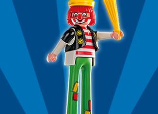 Playmobil - 5284v1 - Clown on stilts