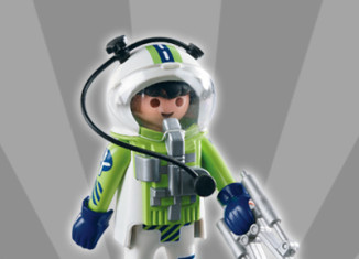 Playmobil - 5243v4 - Astronaut