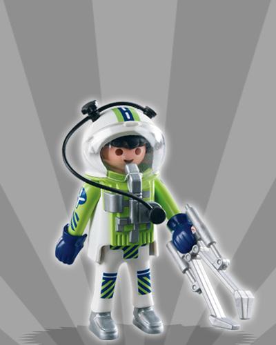 Space Playmobil Playmobil Figur Astronaut