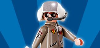 Playmobil - 5284v10 - Pilot