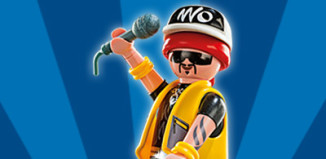 Playmobil - 5284v8 - Rapero