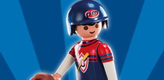Playmobil - 5284v3 - Baseball player