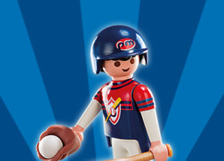 Playmobil - 5284v3 - Baseball player