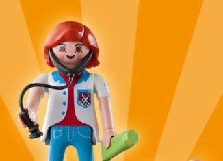 Playmobil - 5158v11 - Veterinary with doggy