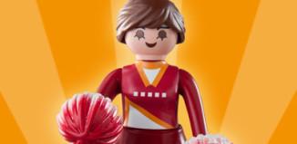 Playmobil - 5158v3 - Cheerleader
