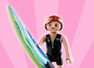 Playmobil - 5244v3 - Female surfer
