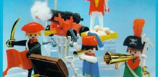 Playmobil - 3480-ant - 4 pirates