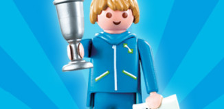 Playmobil - 5203v10 - Sports winner