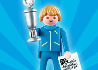 Playmobil - 5203v10 - Sports winner