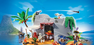 Playmobil - 4797 - Pirate Cave