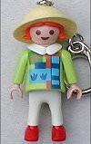 Playmobil - 30790162 - Little girl with green dress