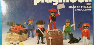 Playmobil - 13909-aur - Pirate-bandits set