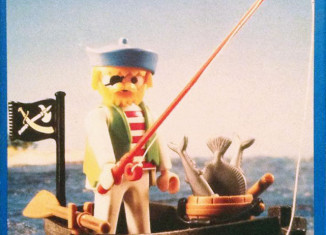 Playmobil - 13792-aur - pirate fishing