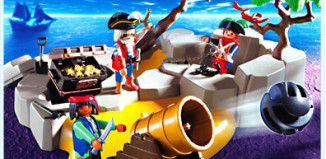 Playmobil - 3127-usa - pirate starter set