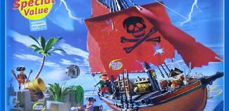 Playmobil - 3619-usa - pirates starter set