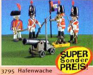 Playmobil - 3795v2 - Harbour guard