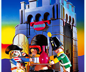 Playmobil - 3859 - Pirates dungeon
