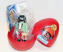 Playmobil 3977v5 - Pirata - Caja