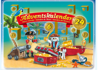 "Playmobil - 4156 - advent calendar ""pirate lagoon"""