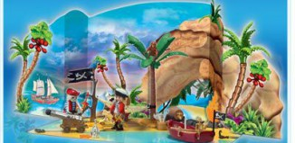 "Playmobil - 4156-usa - advent calendar ""pirates"""