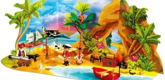 """Playmobil - 4156v2 - Advent calendar """"pirates"""""""