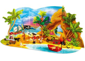 "Playmobil - 4156v2 - Advent calendar ""pirates"""