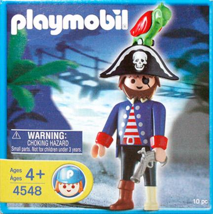 Playmobil pirate legs ref 7