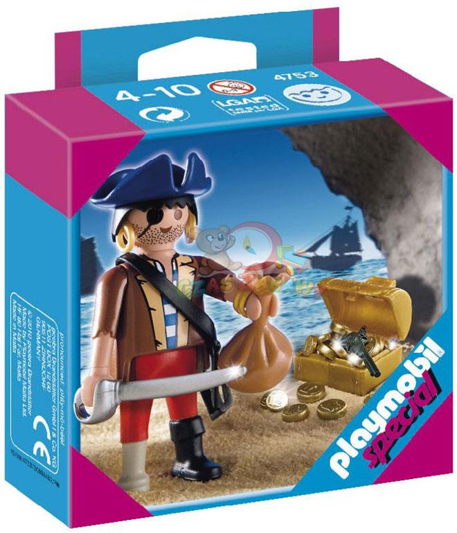 Playmobil 4753 - buccaneer - Box