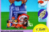 Playmobil - 4776v2 - Rocher des pirates transportable
