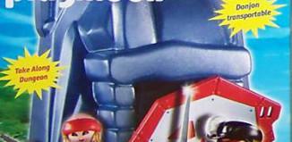 Playmobil - 4776-usa - Take along dungeon