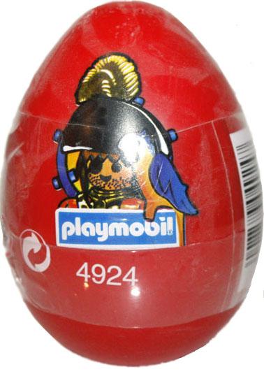 Playmobil 4924v5-usa - peg-leg pirate egg - Box