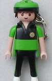 Playmobil - 30790172 - bycicle cop