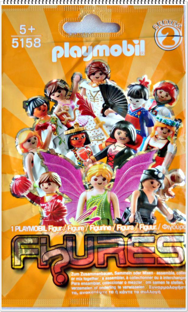 Playmobil 5158v12 - Geisha - Box