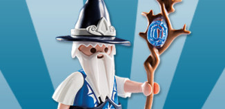 Playmobil - 5596v9 - Wizard
