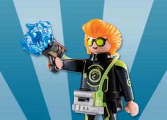 Playmobil - 5596v8 - Mega Masters Agent