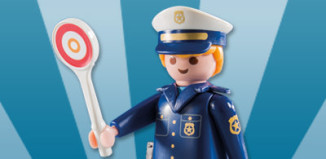Playmobil - 5596v4 - Police signaling