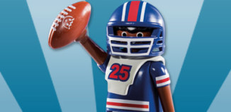 Playmobil - 5596v12 - football player