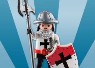 Playmobil - 5596v1 - Crusader Teutonic knight