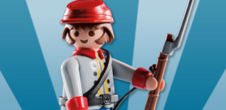 Playmobil - 5596v2 - Confederate soldier