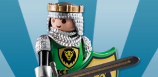 Playmobil - 5596v6 - Medieval King