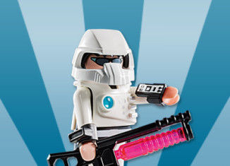 Playmobil - 5596v5 - Space Soldier laser weapon