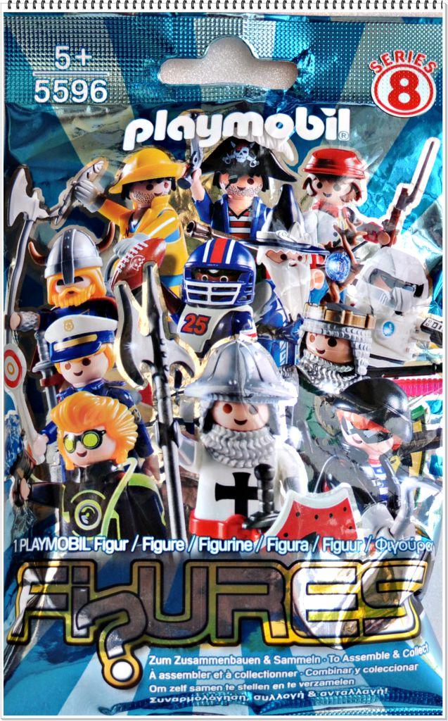 Playmobil 5596v8 - Mega Masters Agent - Box