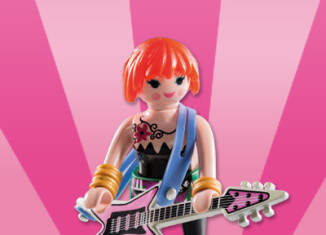 Playmobil - 5597v2 - Rock star