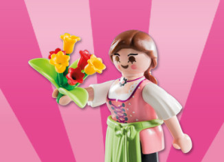 Playmobil - 5597v3 - Woman with dirndl