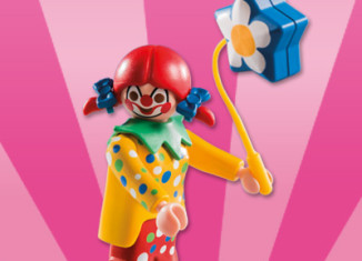 Playmobil - 5597v10 - Clown Woman