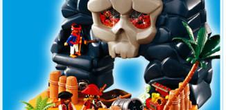 Playmobil - 5804-usa - take along pirates' island