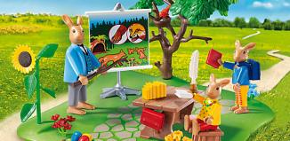 Playmobil - 6173 - Easter Bunny school